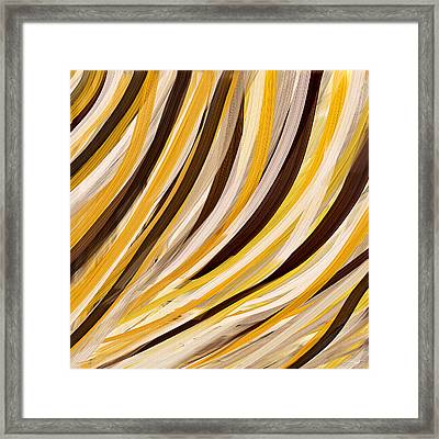 Tropical Ambiance Framed Print