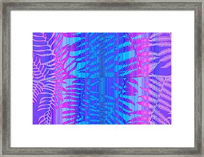 Framed Print featuring the photograph Tropical Delight by Holly Kempe