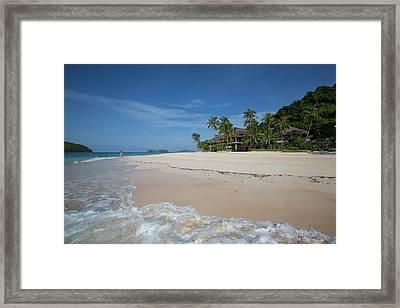 Tropical Paradise Framed Print by Mark Gottlieb/vwpics