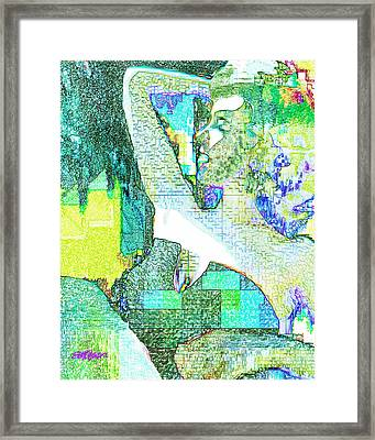 Tropical Tmeptress Framed Print by Seth Weaver