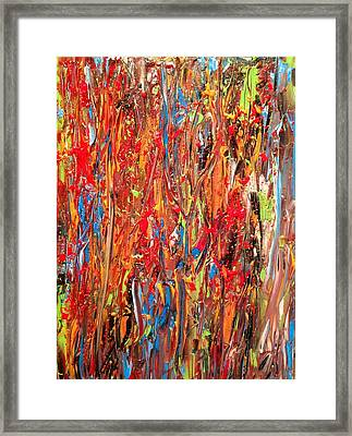 Tropics No. 1 Framed Print