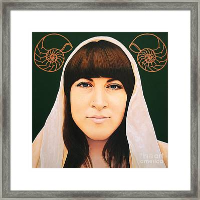 True Beauty - Alisha Gauvreau Framed Print