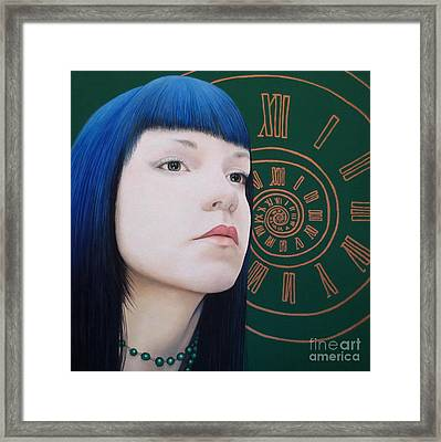 True Beauty - Dana Mccool Framed Print