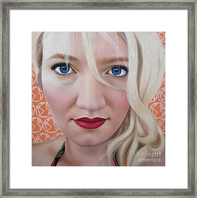 True Beauty - Katrina Schaman Framed Print