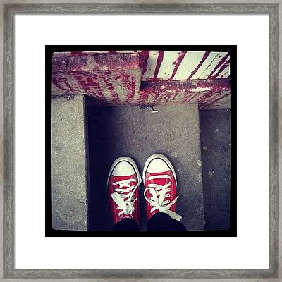 True Blood! Framed Print