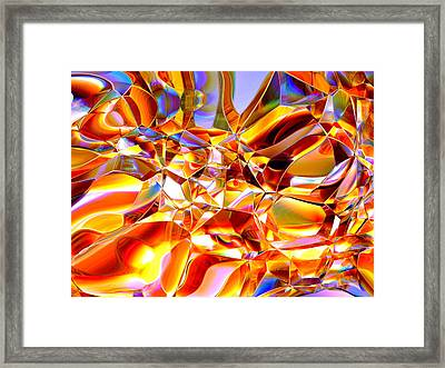 True Brilliance Framed Print by Andreas Thust