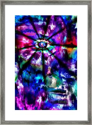 True Colors Framed Print by Tlynn Brentnall