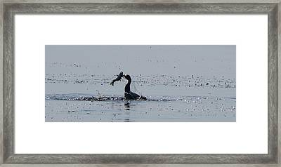 True Fisherman Framed Print by Fortunate Findings Shirley Dickerson