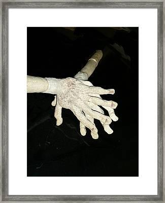 True For Ever Framed Print by Reiner Poser