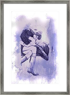 True Love 2 Framed Print by Steve K