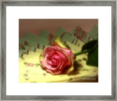 True Romance Framed Print by Inspired Nature Photography Fine Art Photography