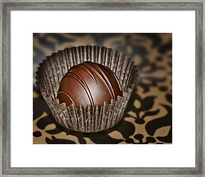 Truffle Framed Print by Nikolyn McDonald