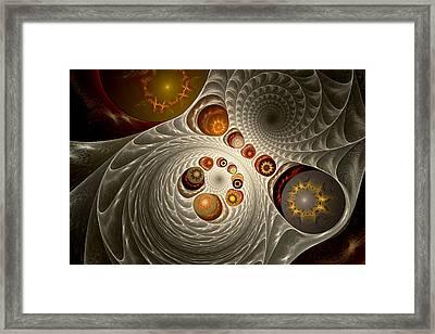Truffles Framed Print by Phil Clark