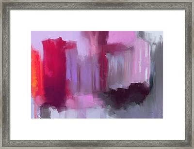 Trumpet Solo Framed Print by   DonaRose