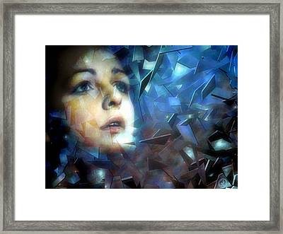 Trust Framed Print by Gun Legler