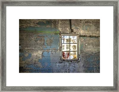 Trustee-3 Framed Print