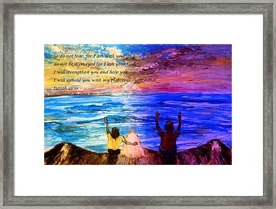 Truth  Framed Print by Amanda Dinan