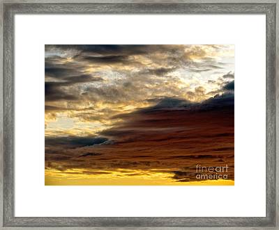 Truth Framed Print by Q's House of Art ArtandFinePhotography