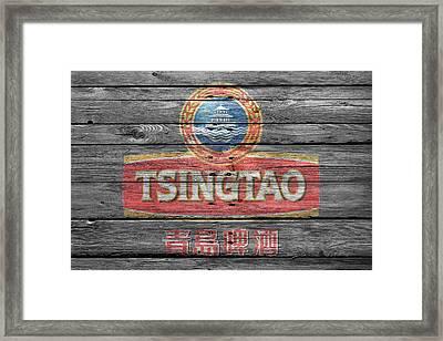 Tsingtao Framed Print
