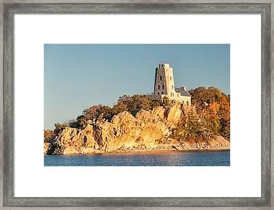 Tucker Tower Framed Print