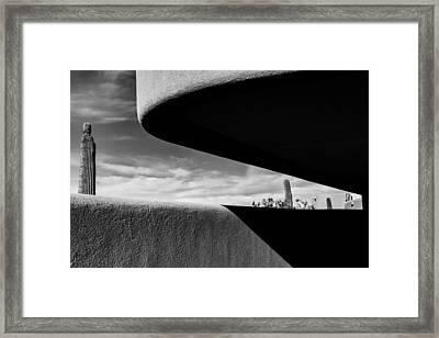 Tucson Framed Print by Joseph Smith