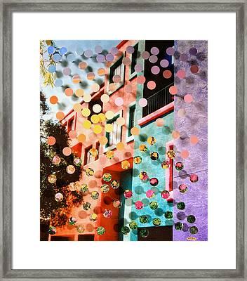 Tucsoncenter Ss1 Framed Print by Irmari Nacht