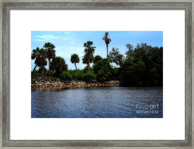 Tuesday Afternoon Framed Print