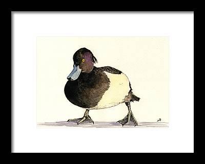 Duck Hunt Framed Prints
