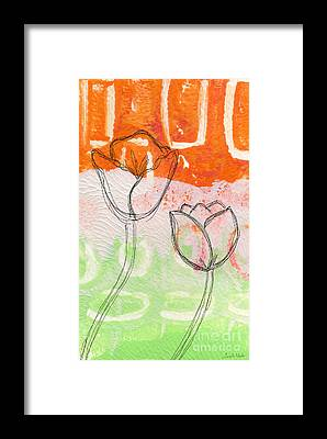 Tulips Framed Prints