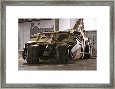Tumbler Framed Print by Shoal Hollingsworth
