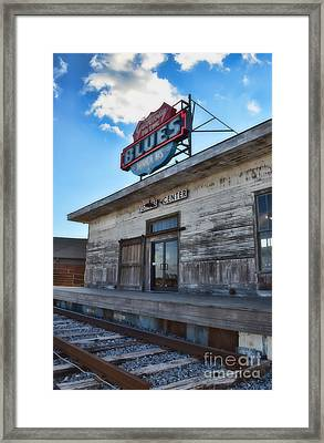 Tunica Gateway To The Blues Framed Print