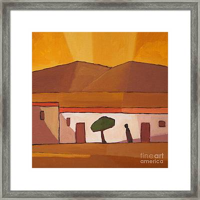 Tunisia Framed Print by Lutz Baar