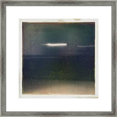 Tunnel Framed Print by H James Hoff