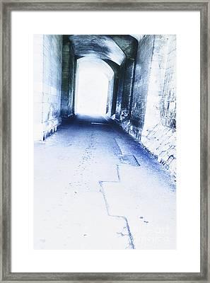 Tunnel Framed Print by Margie Hurwich