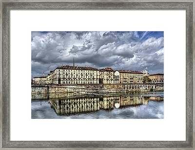Turin Italy Framed Print