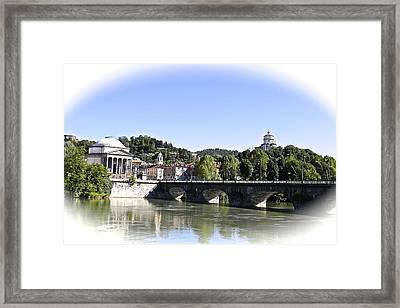 Turin - Italy Framed Print by Roberto Galli della Loggia