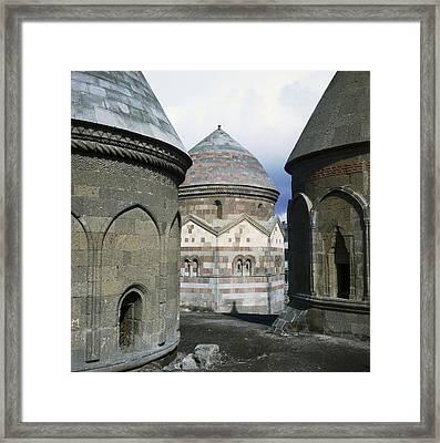 Turkey. Central Anatolia. Erzurum Framed Print