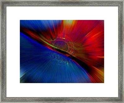 Turn Back Time Framed Print by Shirley Sirois