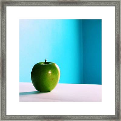 Turnover Framed Print by Tom Druin