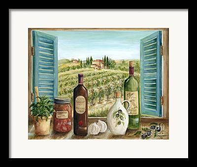 Vinegar Framed Prints