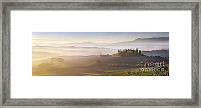 Tuscany Framed Print by Rod McLean