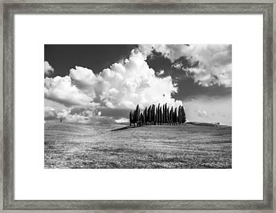 Tuscany Framed Print by Tony Murray