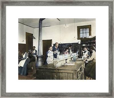 Tuskegee Institute, 1900 Framed Print by Granger