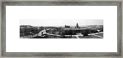 Tuskegee Normal And Industrial Framed Print by Everett