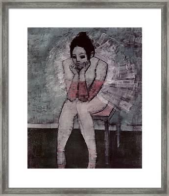 Tutu  Framed Print by Endre Roder