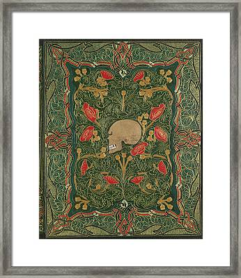 Twentieth Century English Binding By Stan Framed Print by British Library