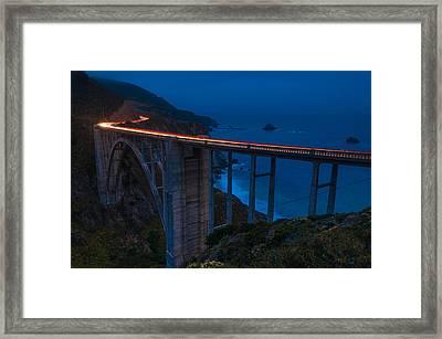 Grand Bixby Framed Print