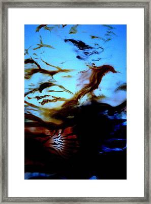 Twilight Dreaming Framed Print by Christine Ricker Brandt