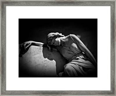 Twilight Eternal Framed Print by Ramon Fernandez