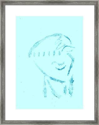 Twilight Last Gleaming Framed Print by John Deeter